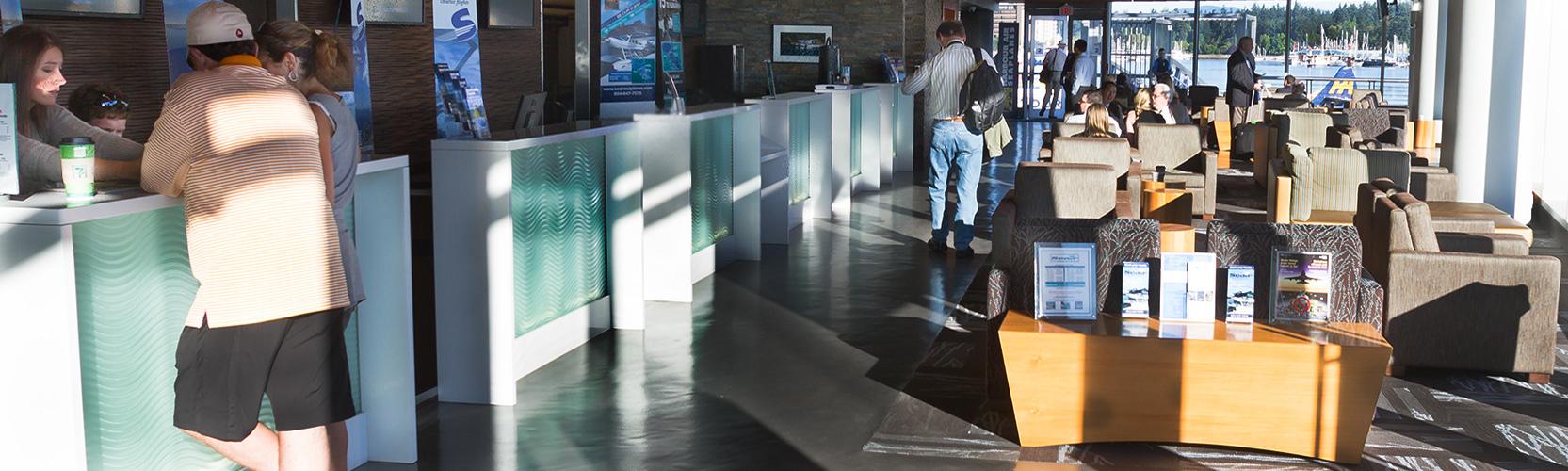 Downtown Vancouver Seaplane Terminal - Vancouver Harbour Flight Centre