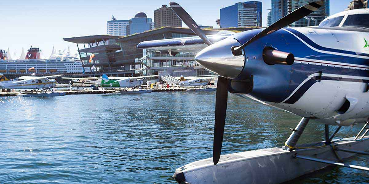 Image result for seaplanes vancouver