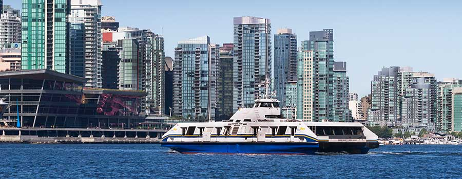 Downtown-Vancouver-Seaplane-Terminal-Public-Transit